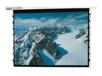 Euroscreen Freya Tab Tension - Projection screen - ceiling mountable - motori...